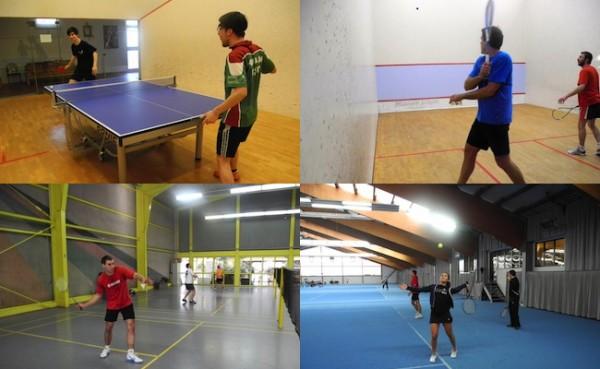 Trainingslager der besonderen Art – Racketlon Turnier