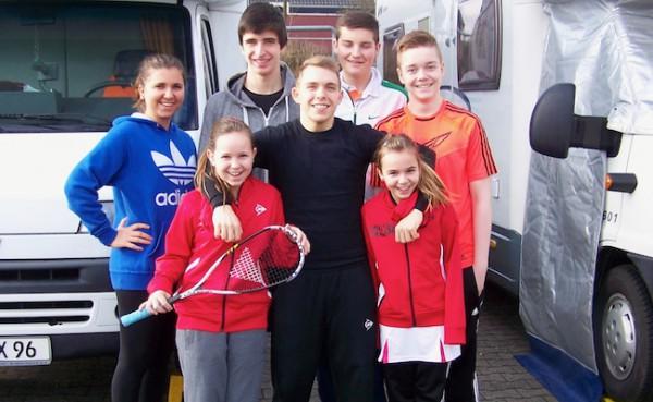 Saisonstart mit erster Bayerischer Jugendrangliste im Hunnencenter