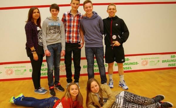 Jana und Andre holen Titel bei der Bayerischen Jugendmeisterschaft