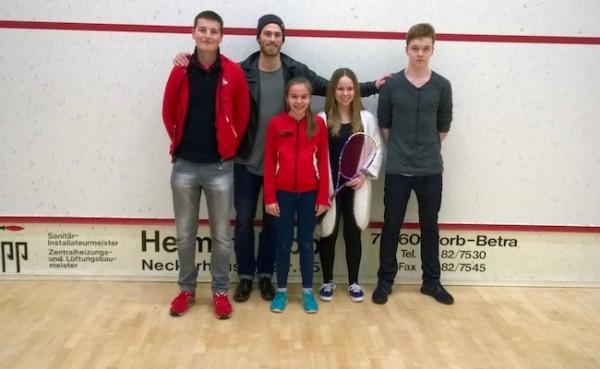 Jana holt Titel bei Deutscher Jugendmeisterschaft in Waiblingen