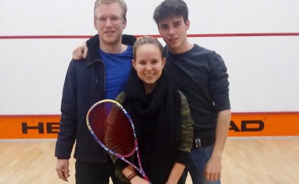 Memorial Turnier beim RSC München mit drei Teilnehmern des KSC