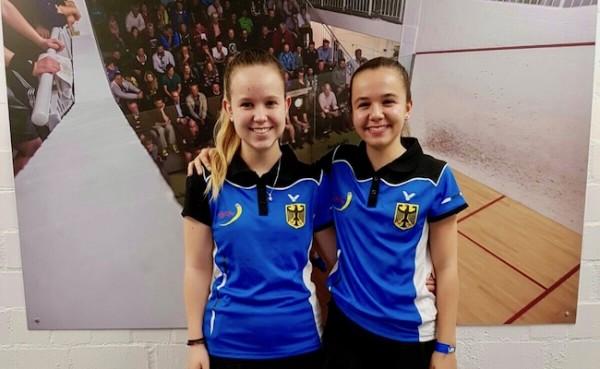 Lucie belegt Platz sechs bei der German Junior Open in Hamburg