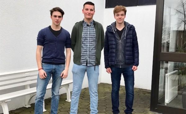 Noah belegt Platz eins im Jungen B Feld bei 4. Deutschen Jugendrangliste