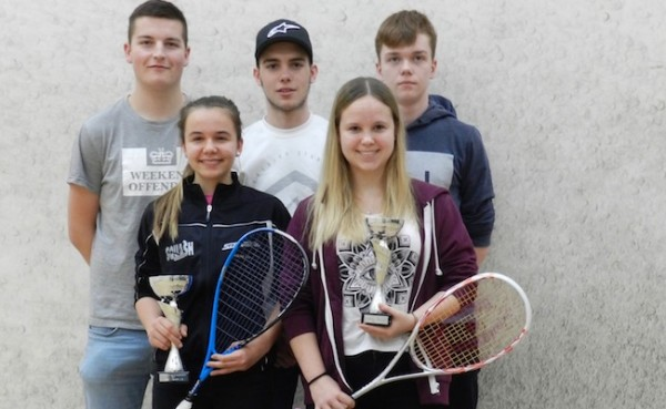 Lucie holt souverän den Titel Mädchen u15 bei der deutschen Jugendmeisterschaft in Böblingen