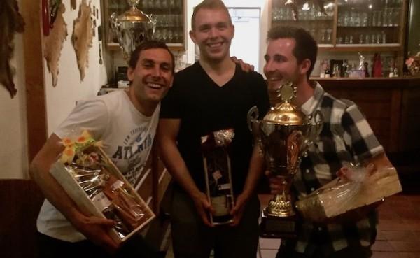 Sina und Simon holen Titel in der Königsklasse bei der KSC Vereinsmeisterschaft