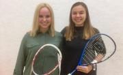 Lucie und Jana mit guten Ergebnissen beim Memorial Turnier