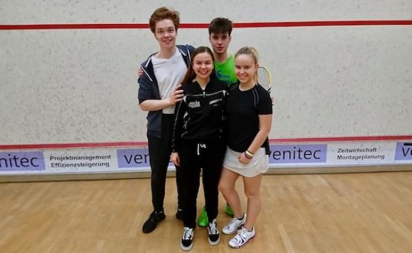 Jana gewinnt die Generalprobe vor deutscher Jugendmeisterschaft