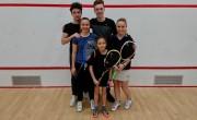 Jana holt im Finale über Lucie den Meistertitel bei Mädchen u17 in Hamburg