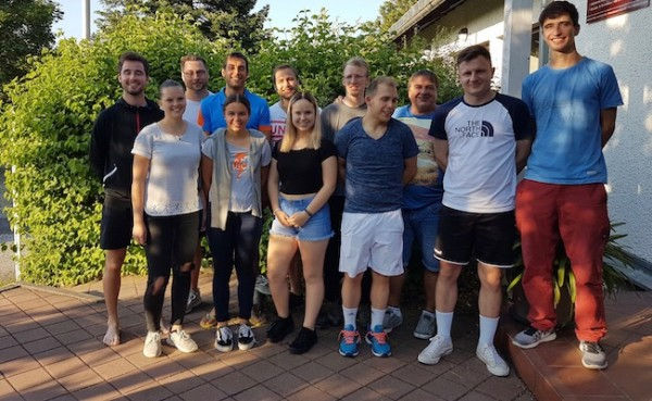 KSC mit Großaufgebot in Taufkirchen – Jana und Simon belegen 2. Platz