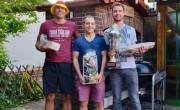 Jana mit erstem Sieg – Simon wiederholt Vorjahreserfolg bei Clubmeisterschaft