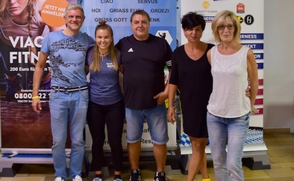 Königsbrunner Squash Club zu Gast beim traditionsreichen 22. Alpencup in Erding