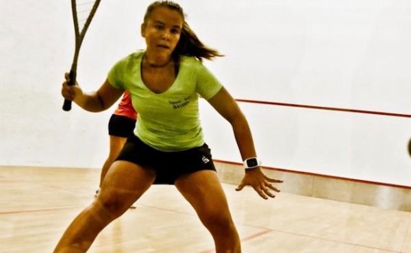 Überraschender Sieg von Lucie bei 1. Deutscher Jugendrangliste in Castrop Rauxel