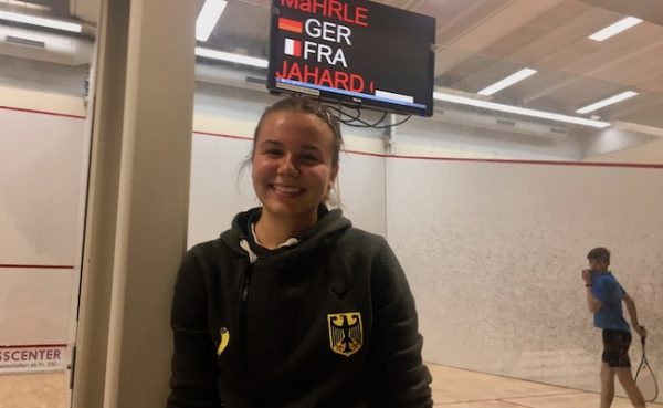 Lucie erreicht Halbfinale bei German Junior Open in Hamburg