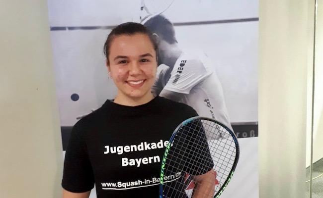 Lucie erreicht Platz 5 bei der Austrian Junior Open