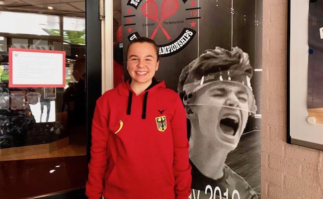 Lucie belegt mit u17 Team Platz 5 bei EM in Eindhoven