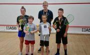 Süddeutsche Jugendeinzelmeisterschaft im bayrischen Zirndorf