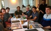 Saisonvorbereitung des Bundesliga Teams