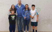 Lucie gewinnt gegen Jana im Finale des 2. Deutschen Jugendranglistenturniers in Böblingen