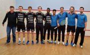 Großkampftag am Wochenende zu Hause für Team Bundesliga und den Damen