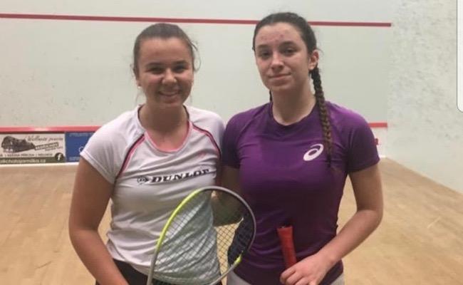 Lucie kehrt mit Platz 6 von der Czech Junior Open aus Prag zurück