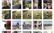 Bilder unserer Mitglieder aus unserer squashfreien Zeit